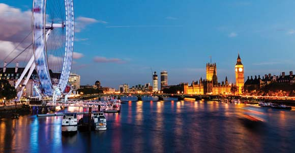 Reino Unido sigue siendo uno de los mejores países para aprender inglés y trabajar al mismo tiempo