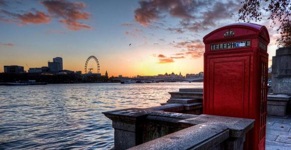 Londres es una gran ciudad donde trabajar y aprender inglés en Reino Unido en verano