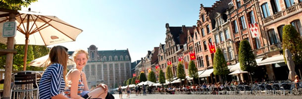 Dentro de los mejores destinos para las becas Erasmus nos encontramos con Lovaina
