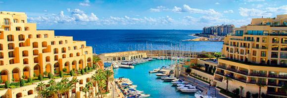 Una de las curiosidades de Malta es que es conocida como el Hollywood del Mediterráneo