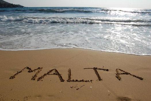 Las playas de malta infoidiomas for Bano ocupado en ingles