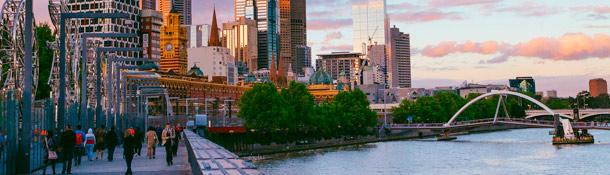 Dentro de las mejores ciudades de Australia para aprender inglés no podía faltar Melbourne