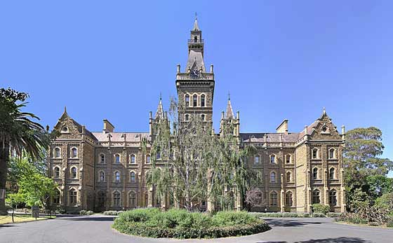 Universidad de Melbourne