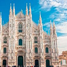 Milán también se encuentra entre las mejores ciudades italianas para aprender italiano