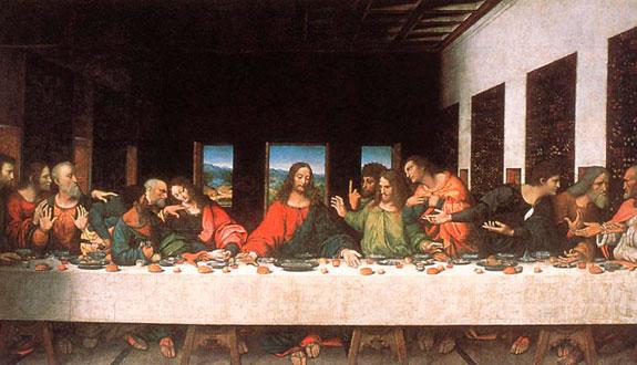 La Ultima Cena de Jesucristo