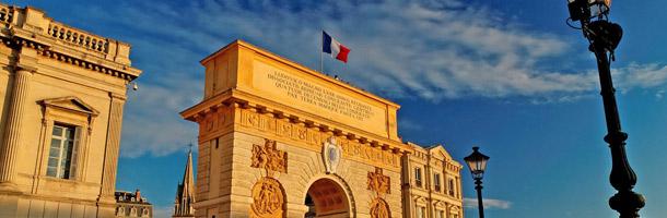 Entre las mejores ciudades para aprender francés tenemos a Montpellier