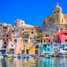 Otra opción para aprender italiano es Nápoles