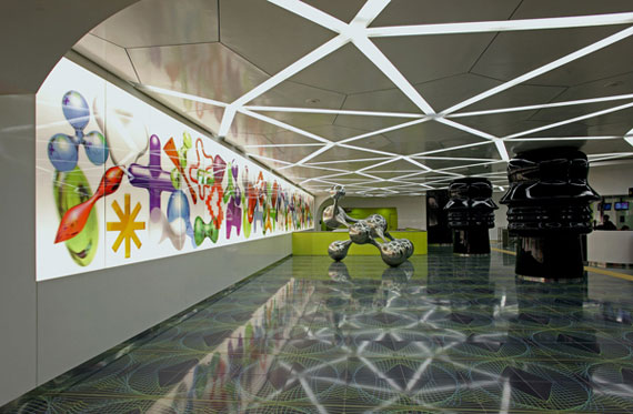 Metro Universita Napoles