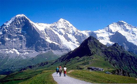 Los Alpes de Nueva Zelanda
