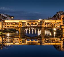 No puedes dejar de ver el Ponte Vecchio si realizas un curso de italiano en Florencia