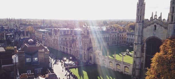 Estudiar inglés en la ciudad de Cambridge es una gran opción