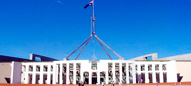 canberra-parlamento