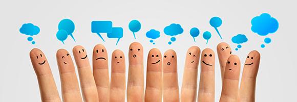 Hay muchas redes sociales entre las que elegir para aprender idiomas