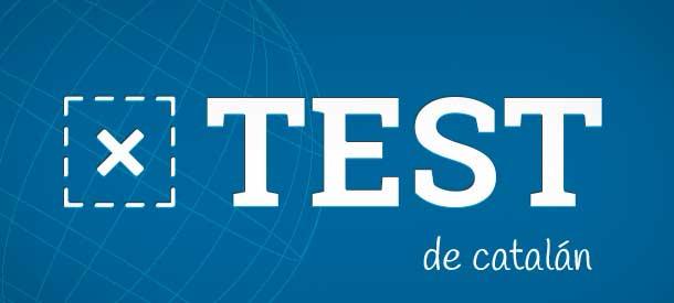 Test de catalan