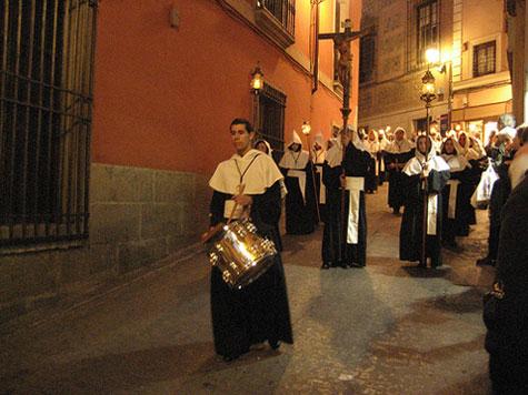 Toledo en Semana Santa