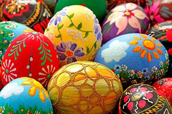 Huevos Easter
