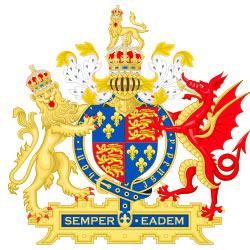 Escudo de Inglaterra