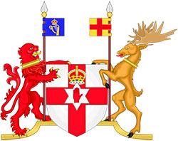 Escudo de Irlanda del Norte