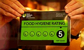 Food Hygiene en UK