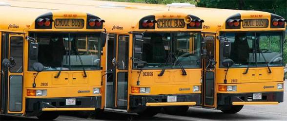 Autobuses escolares USA