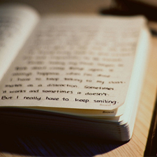 Al escribir lograrás aprender vocabulario de forma más eficaz