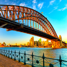 Sydney aparece como una de las opciones más atractivas donde realizar cursos Work & Study