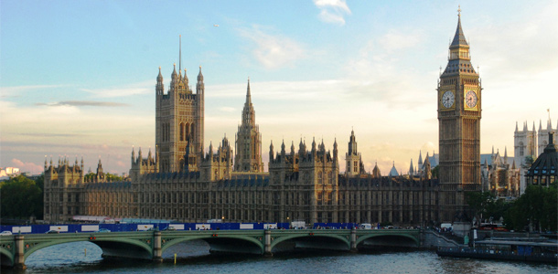 Westminster, un destino ideal donde cursar estas becas para estudiar en Reino Unido