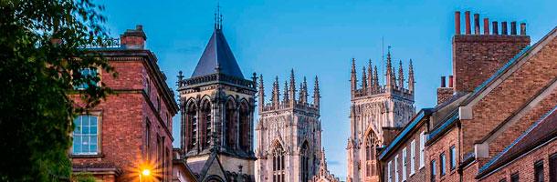 York es una de las ciudades más baratas de Reino Unido donde aprender inglés a tener en cuenta